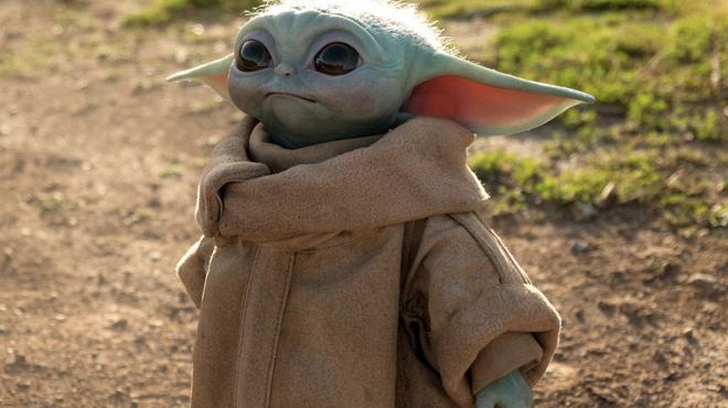 """Baby Yoda"" a fait exploser les ventes de jouets Star Wars en 2020"