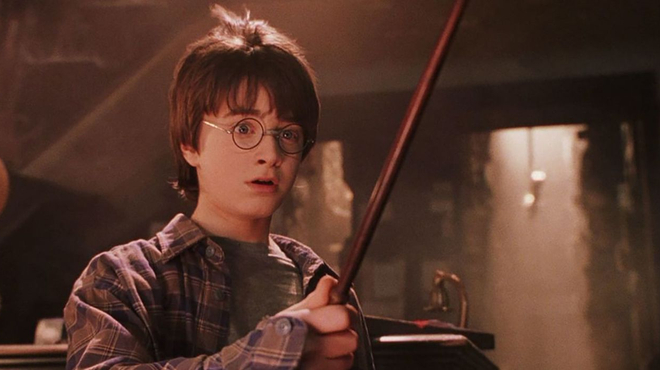 Harry Potter à l'école des sorciers : quand un incident aide pour la scène finale