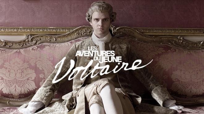 Les Aventures du jeune Voltaire sur France 2 : c'est quoi cette série ?
