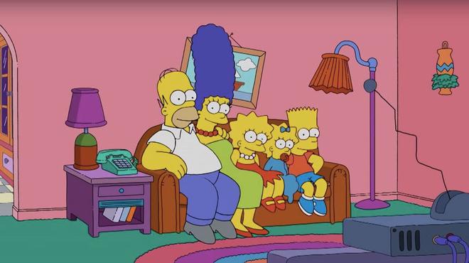 Les Simpson : découvrez le générique en prises de vues réelles