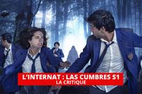 L'Internat Las Cumbres : le pensionnat de l'enfer sur Prime Video