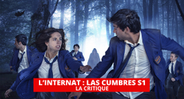 L'Internat Las Cumbres : le pensionnat de l'enfer sur Prime Video
