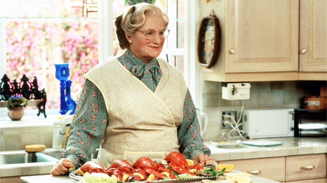 Madame Doubtfire : la folie de Robin Williams sur le tournage