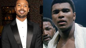 Michael B. Jordan prépare une série sur Muhammad Ali