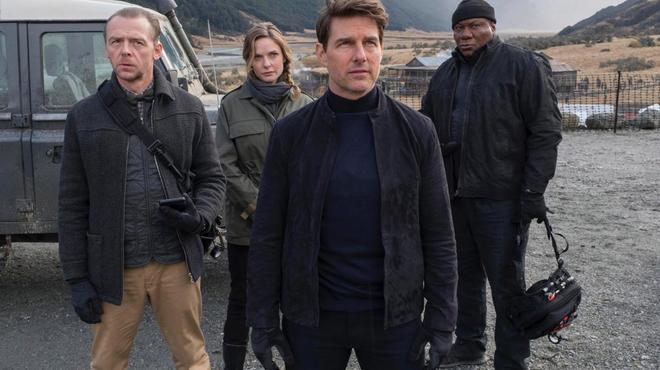Mission Impossible 7 : Tom Cruise à Abu Dhabi pour le tournage