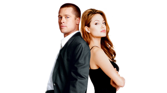 Mr. and Mrs. Smith : deux stars de