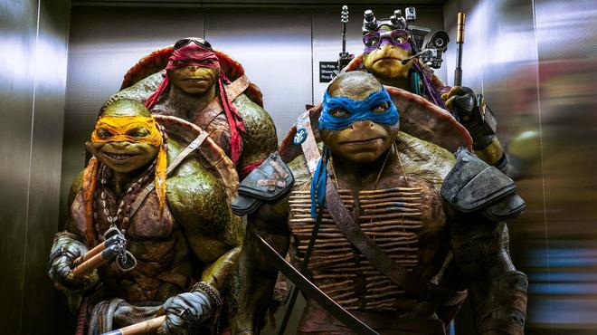 Ninja Turtles 2 : Stephen Amell a tourné cette périlleuse scène sans doublure