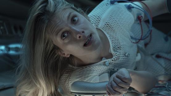 Oxygène : premières images de Mélanie Laurent dans le film d'Alexandre Aja