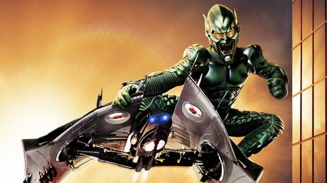 Spider-Man 3 : Willem Dafoe de retour en Bouffon vert ?