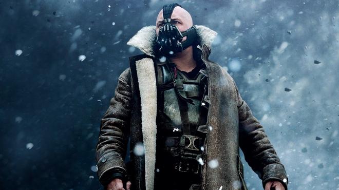 The Dark Knight Rises : cette scène clé sur l'évolution de Bane coupée au montage