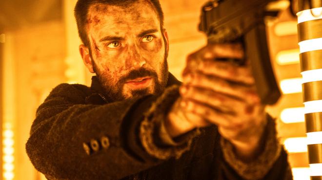 The Gray Man : Chris Evans sera le méchant du prochain film des frères Russo