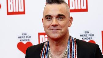 Un biopic sur le chanteur Robbie Williams est en préparation