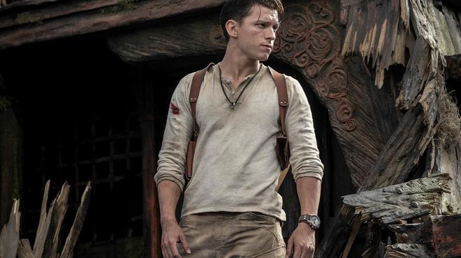 Uncharted : Tom Holland compare le film à deux immenses classiques