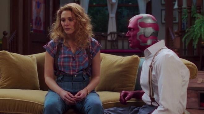 WandaVision épisode 5 : avez-vous remarqué cette référence à Civil War ?