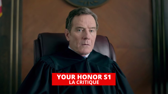 Your Honor : Bryan Cranston brillant dans une série haletante