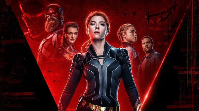 Black Widow : découvrez de superbes images inédites du film