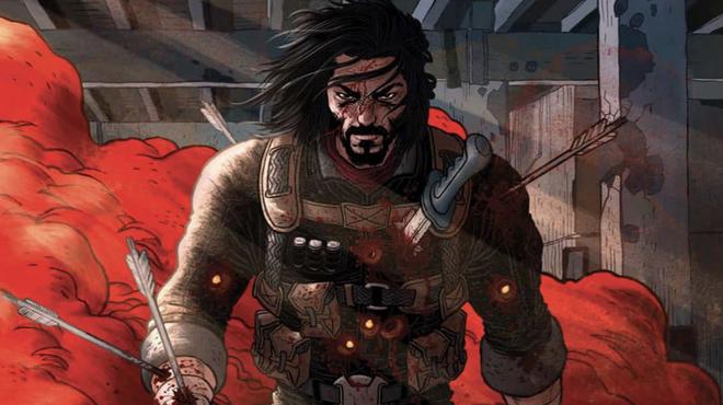 BRZRKR : Keanu Reeves va tourner dans l'adaptation de son propre comic sur Netflix