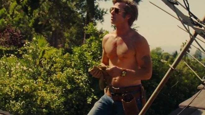 Bullet Train : Brad Pitt dans une forme olympique sur le tournage du film d'action