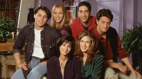 Friends : être payé pour regarder la série c'est possible !