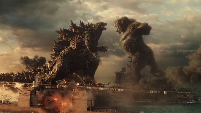 Godzilla vs Kong : un chat remplace le gorille dans cette nouvelle bande-annonce