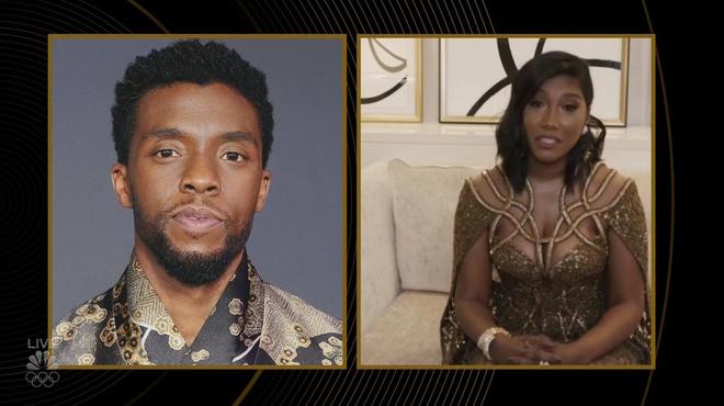 Golden Globes 2021 : découvrez le discours touchant de l'épouse de Chadwick Boseman