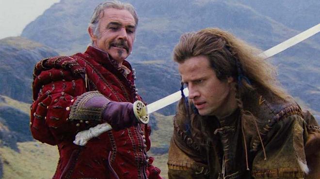 Highlander : retour sur le tournage express, imbibé et dangereux de Sean Connery