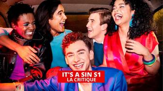 It's a Sin : une mini-série anglaise indispensable sur les années SIDA