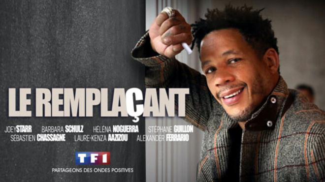 Le Remplaçant : JoeyStarr bientôt prof de français dans une nouvelle fiction TF1