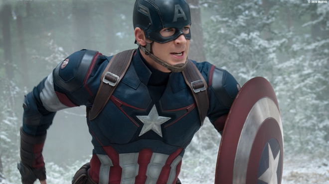 Marvel : et si les Éternels pouvaient rendre sa jeunesse à Captain America ?