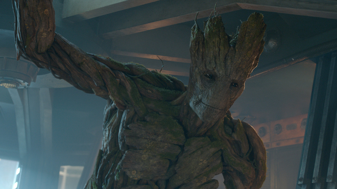 Marvel : James Gunn donne son avis sur la traduction du langage de Groot