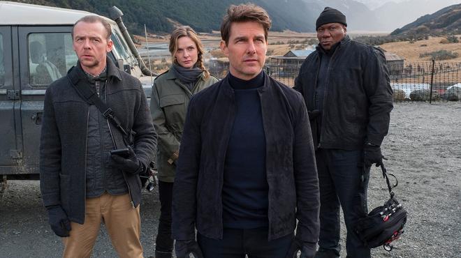 Mission Impossible 7 : une nouvelle image renvoie au deuxième opus de la saga