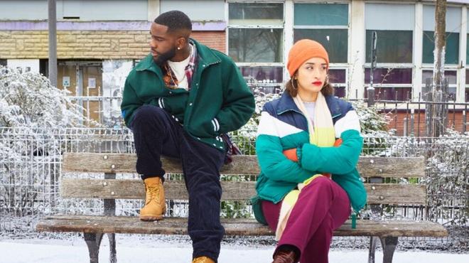 Netflix tourne sa première série française de Noël