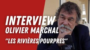 Olivier Marchal (Les Rivières pourpres) :