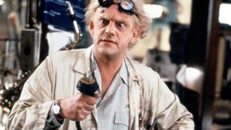 Retour vers le futur : Christopher Lloyd de retour dans la peau de Doc