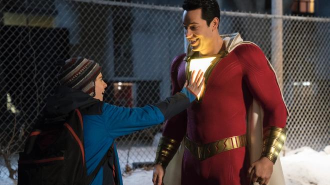 Shazam 2 : découvrez qui sera la méchante du film DC