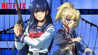 Sky-High Survival sur Netlix : c'est quoi cet anime sanglant