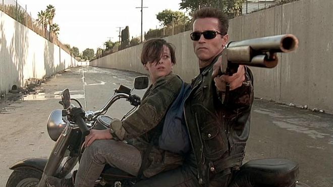 Terminator 2 : découvrez le concept abandonné avec deux Arnold Schwarzenegger