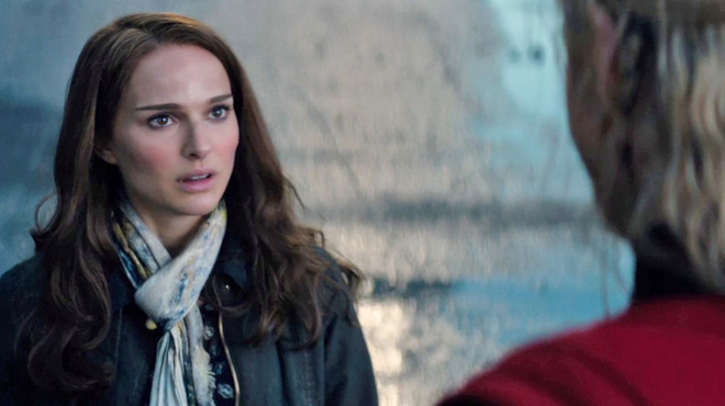 Thor 4 : Natalie Portman montre son impressionnante musculature