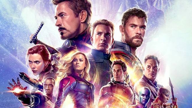 Une étude vient d'élire le meilleur film de super-héros de tous les temps
