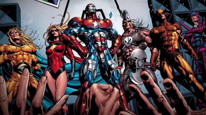 WandaVision : et si la nouvelle Vision était le tout premier Dark Avenger ?