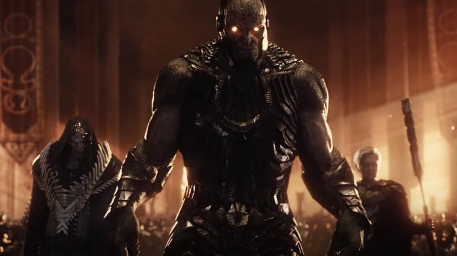 Zack Snyder's Justice League : découvrez qui est Darkseid, le puissant antagoniste du film