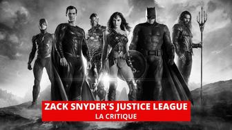 Zack Snyder's Justice League : un nouveau montage plus respectable
