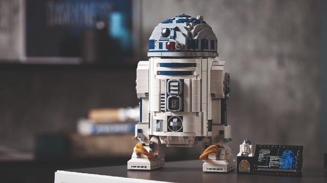 Star Wars : LEGO vient de créer une superbe figurine R2-D2