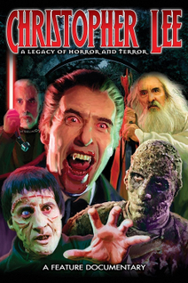 Christopher Lee - A Legacy Of Horror & Terror