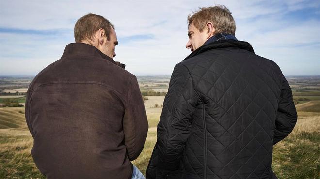 A Confession : c'est quoi ce thriller sur Salto avec une star de Sherlock ?