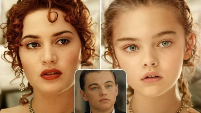 À quoi ressembleraient les enfants des couples mythiques du cinéma et des séries ?