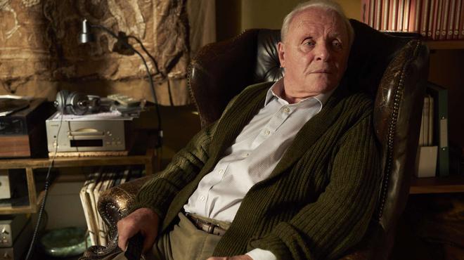 Anthony Hopkins sacré aux BAFTA pour son rôle dans The Father