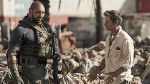 Army of the Dead : Zack Snyder et Dave Bautista en disent plus sur les super-zombies
