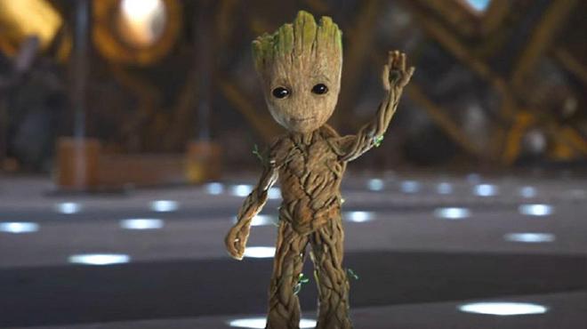 Disney a créé un vrai Baby Groot