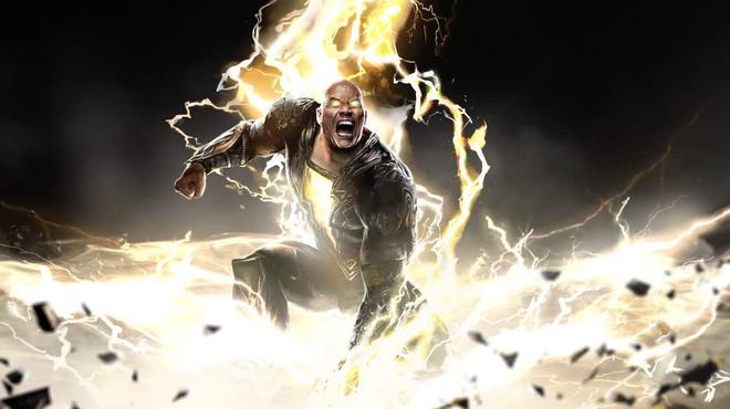 Black Adam : Dwayne Johnson montre sa musculature super-héroïque pour son rôle